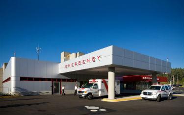 Victoria General Hospital Emergency