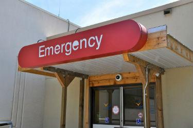 Kelowna General Hospital Emergency