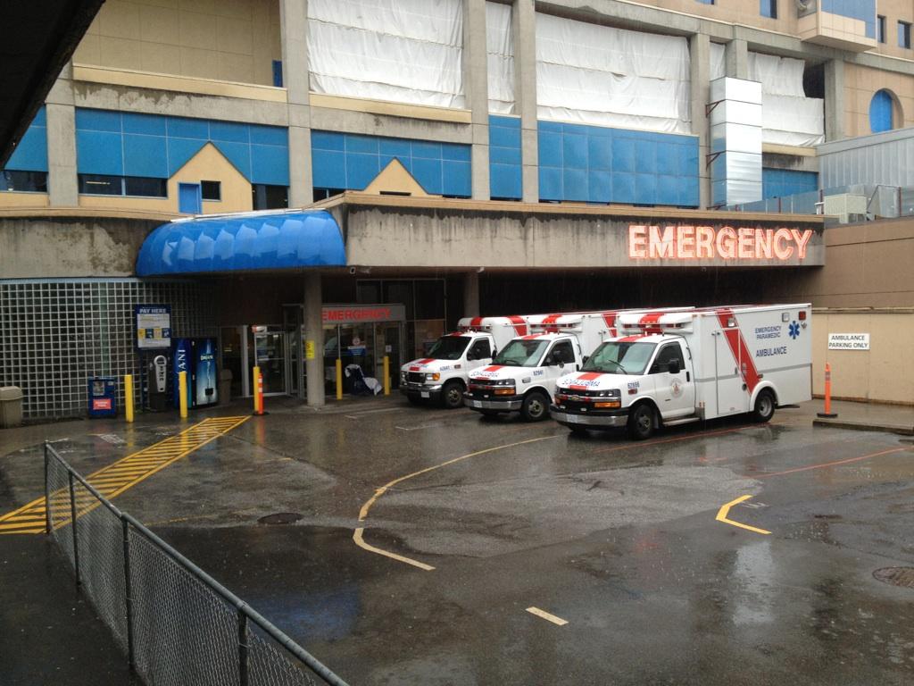 Memorial Hospital Emergency Room